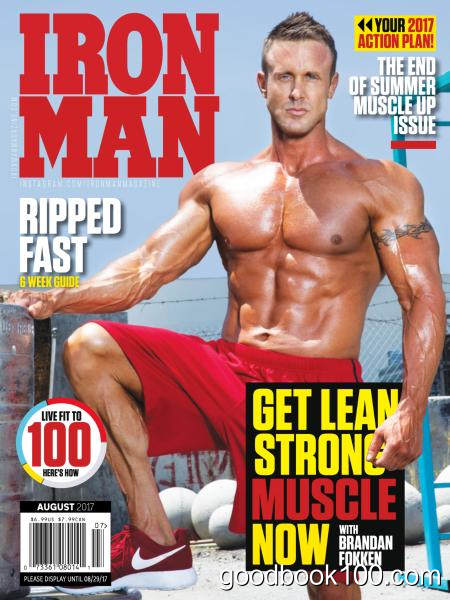 Iron Man USA – August 2017