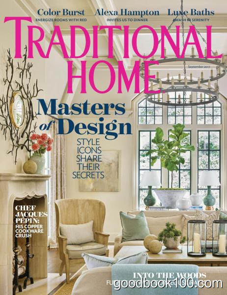Traditional Home – September 2017