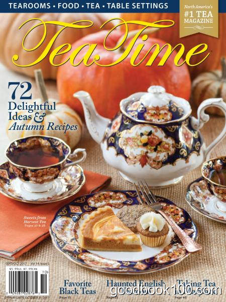 TeaTime – September-October 2017
