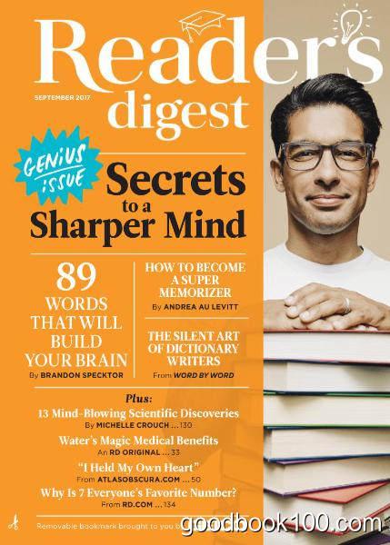 Reader's Digest USA – September 2017
