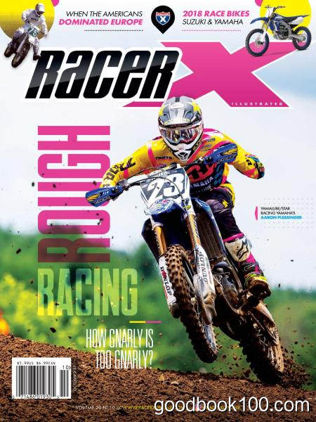 Racer X Illustrated – October 2017