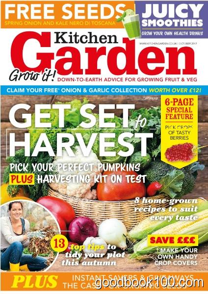 Kitchen Garden – October 2017