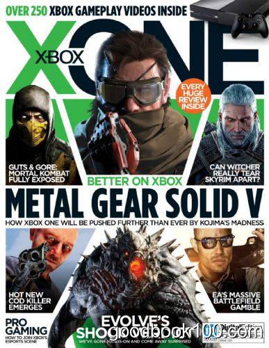 X-ONE UK Magazine – Issue 120, 2015