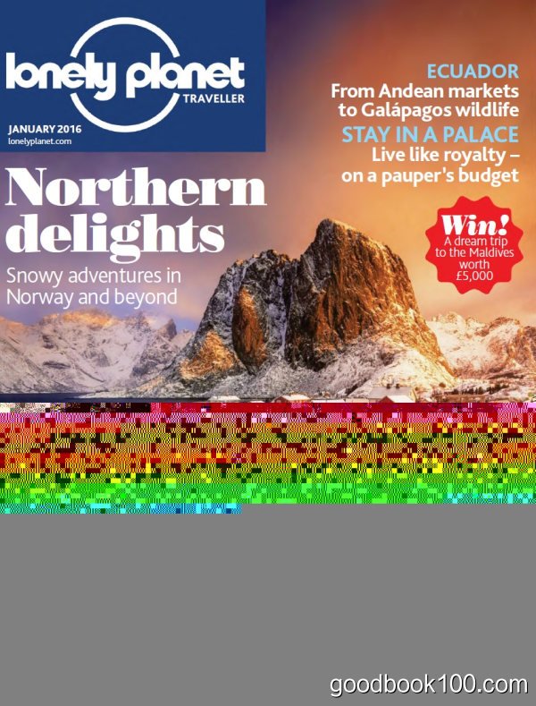 Lonely Planet Traveller UK – January 2016