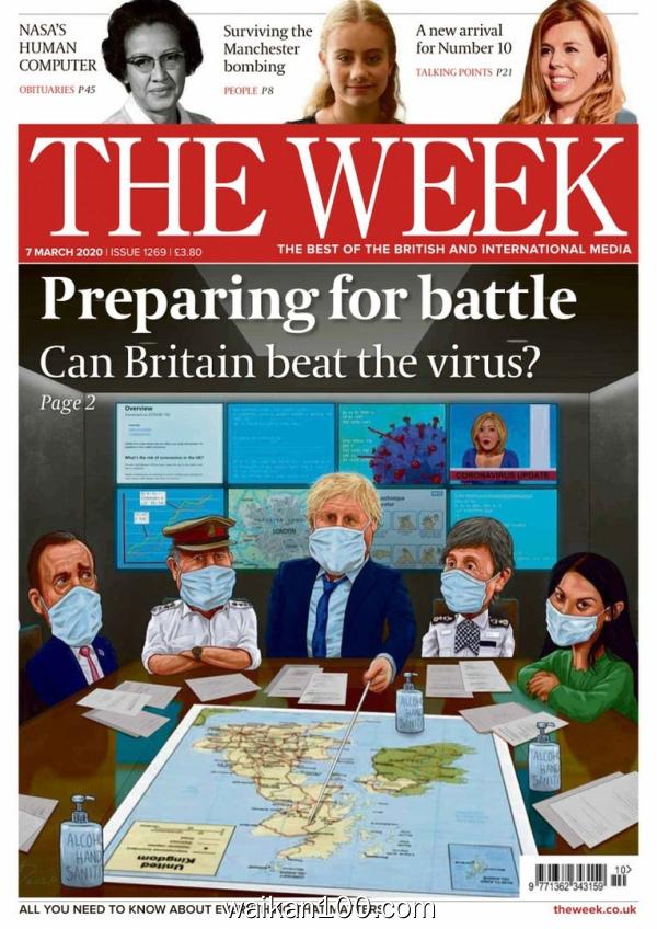 [英国版]The Week 07 3月刊 2020年高清PDF电子杂志外刊期刊下载英文原版