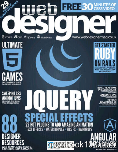 Web Designer UK – Issue 233, 2015