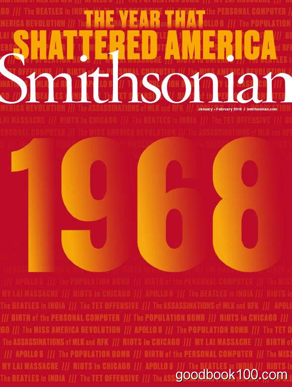Smithsonian_2018年合集高清PDF杂志电子版百度盘下载 共10本