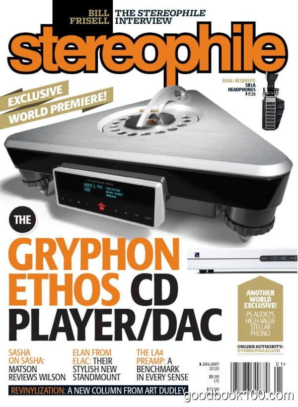 音响杂志_Stereophile_2020年合集高清PDF杂志电子版百度盘下载 共12本 974MB