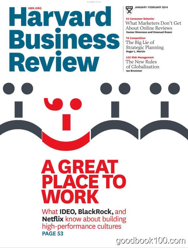 哈佛商业评论英文原版_Harvard Business Review_2014年合集高清PDF杂志电子版百度盘下载 共10本 516MB