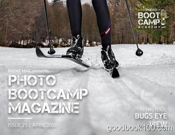 摄影杂志_Photo BootCamp_2020年合集高清PDF杂志电子版百度盘下载 共12本 488MB