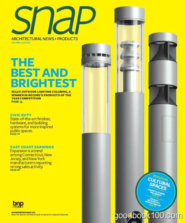 Snap_2018年合集高清PDF杂志电子版百度盘下载 共6本