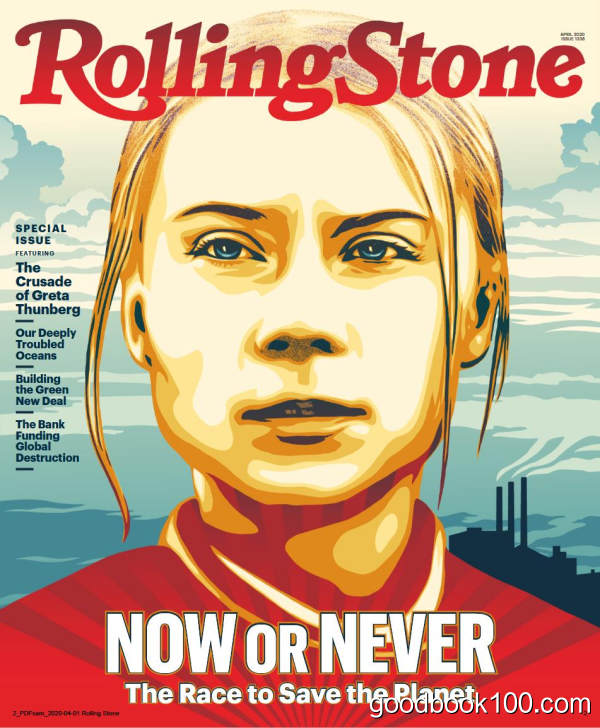 Rolling Stone USA_2020年合集高清PDF杂志电子版百度盘下载 共12本 987MB
