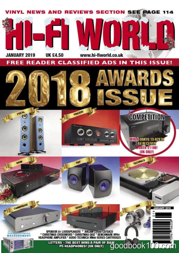 音响类杂志_Hi-Fi World_2019年合集高清PDF杂志电子版百度盘下载 共12本