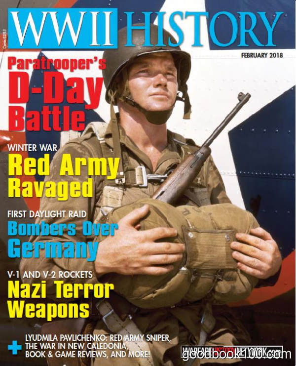 二战历史杂志_World War II_2018年合集高清PDF杂志电子版百度盘下载 共7本