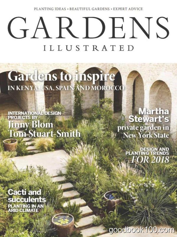 园林设计类杂志_Gardens Illustrated_2018年合集高清PDF杂志电子版百度盘下载 共13本