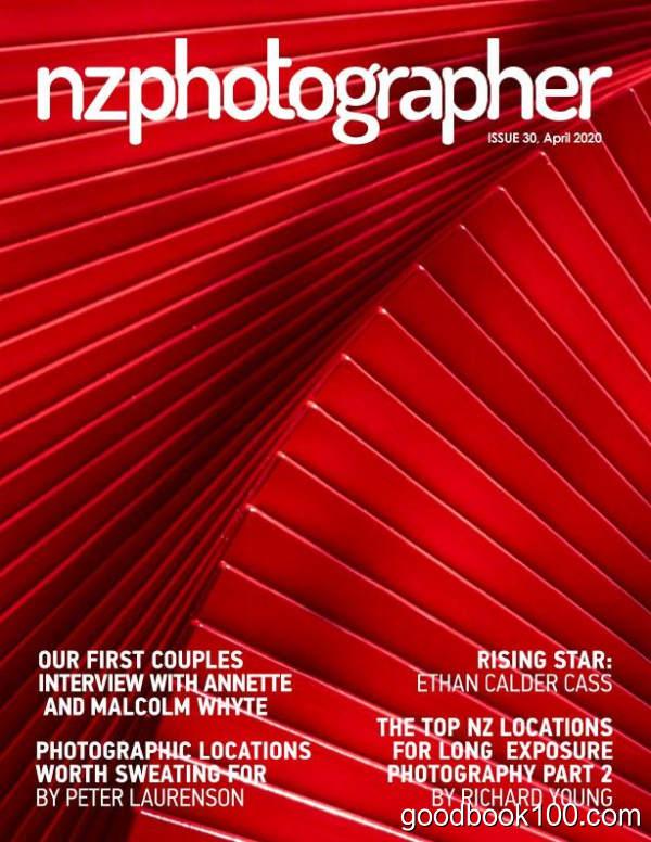 摄影杂志_NZ Photographer_2020年合集高清PDF杂志电子版百度盘下载 共12本 387MB