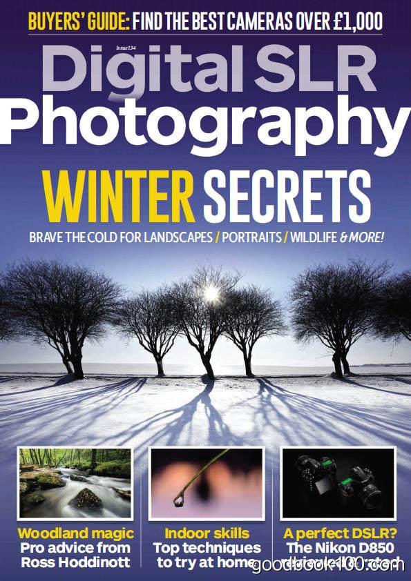 摄影类杂志_Digital SLR photography_2018年合集高清PDF杂志电子版百度盘下载 共12本