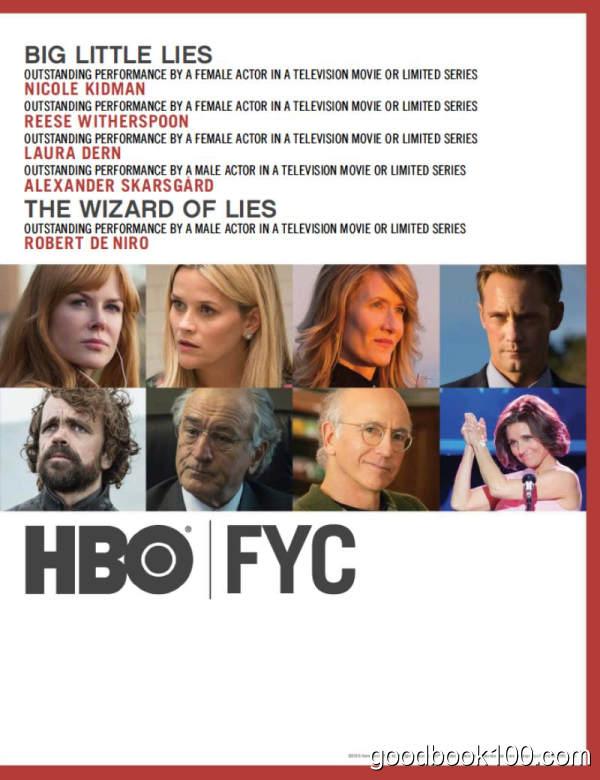 The Hollywood Reporter_2018年合集高清PDF杂志电子版百度盘下载 共54本