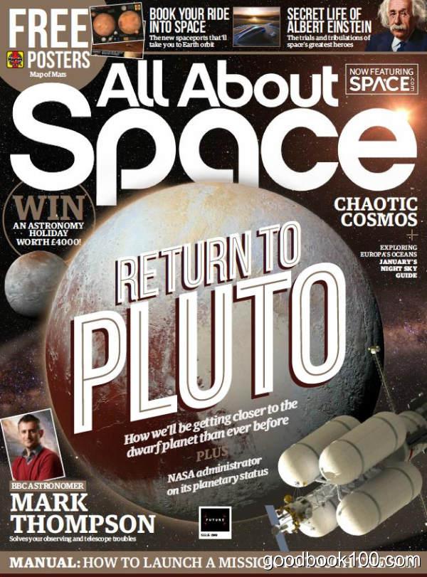 宇宙天文类杂志_All About Space_2020年合集高清PDF杂志电子版百度盘下载 共14本