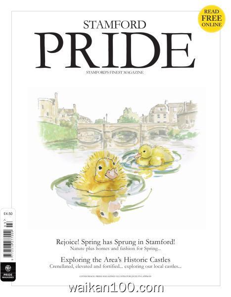 Stamford Pride 3月刊 2020年 [115MB]