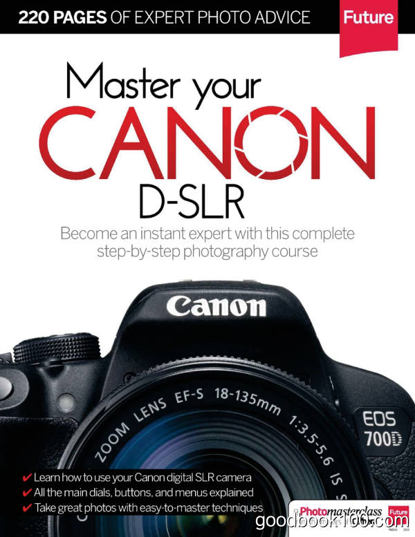 Master your Canon D-SLR 2015