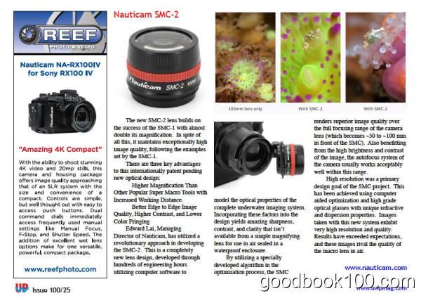 水下摄影杂志_Underwater Photography_2018年合集高清PDF杂志电子版百度盘下载 共6本