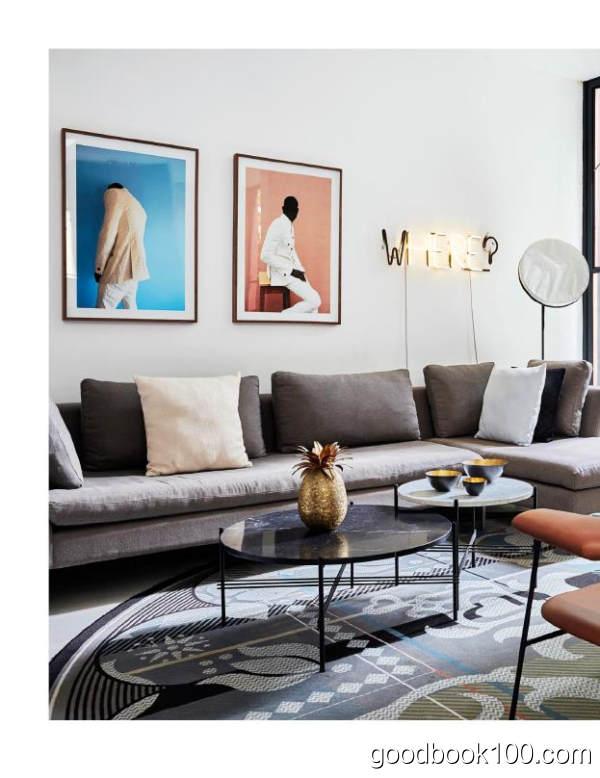 Elle Decoration英国版_2018年合集高清PDF杂志电子版百度盘下载 共12本 610MB