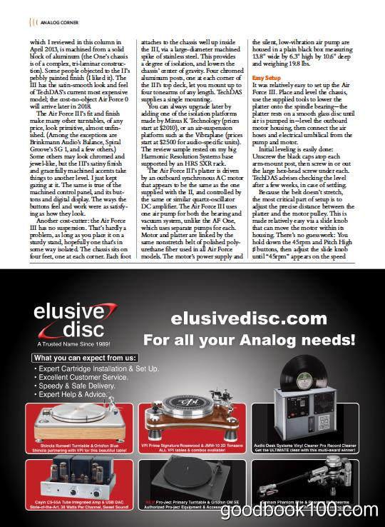 音响杂志_Stereophile_2018年合集高清PDF杂志电子版百度盘下载 共12本 222MB