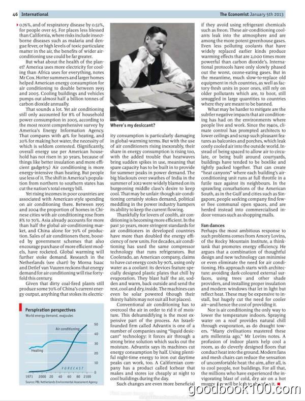 经济学人_The Economist_2013年合集高清PDF杂志电子版百度盘下载 共52本 11G
