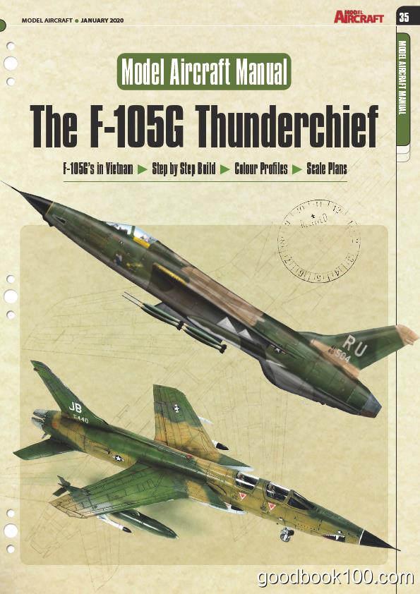 飞机模型类杂志_Model Aircraft_2020年合集高清PDF杂志电子版百度盘下载 共12本