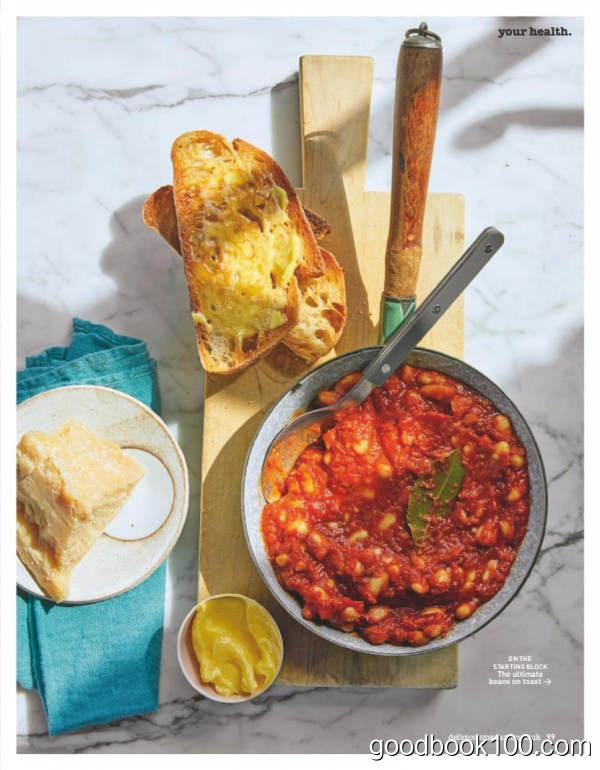 美食杂志英国版_Delicious UK_2020年合集高清PDF杂志电子版百度盘下载 共11本 626MB