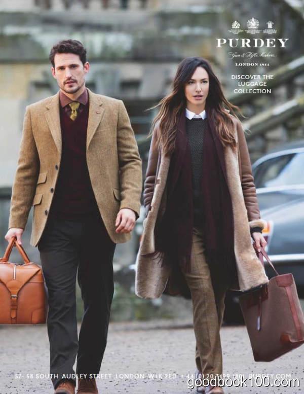 时尚杂志英国版_Tatler UK_2018年合集高清PDF杂志电子版百度盘下载 共12本 668MB