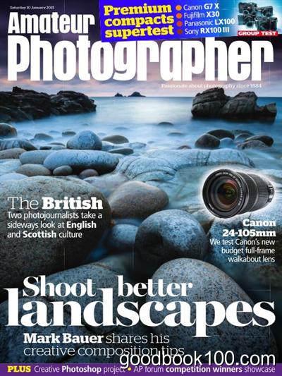Amateur Photographer – 10 January 2015
