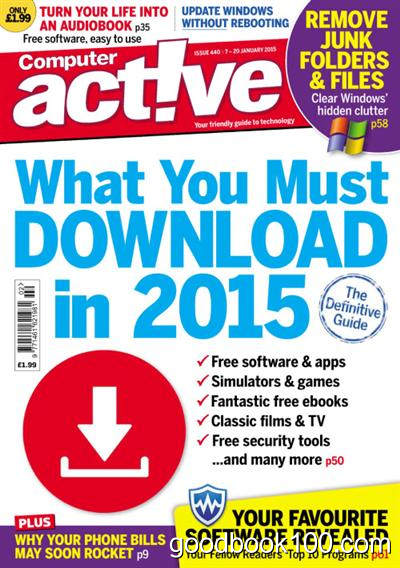 Computeractive UK – Issue 440, 7-20 January 2015