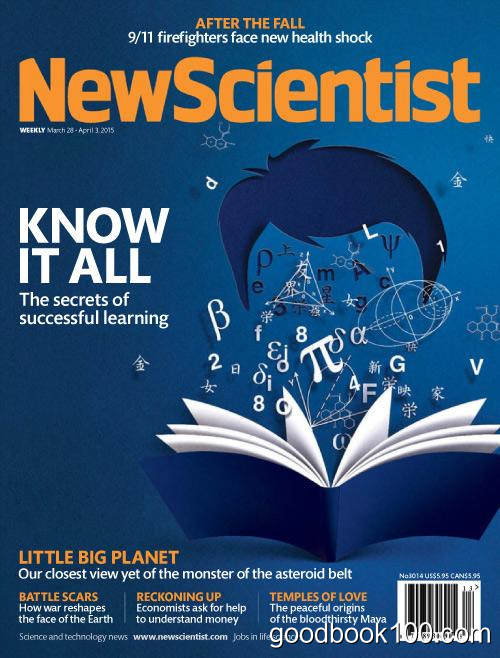 New Scientist – 28 March 2015