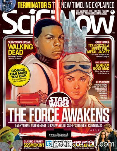 SciFi Now – Issue 102, 2015