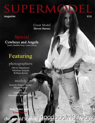 Supermodel Magazine – Issue 10 2014