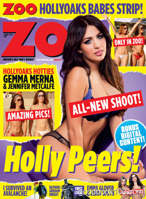 ZOO UK – Issue 571, 27 March – 2 April 2015