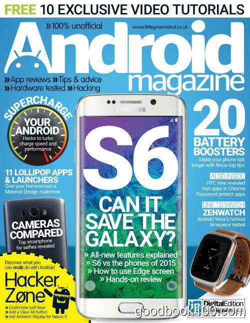 Android Magazine UK – Issue 49, 2015