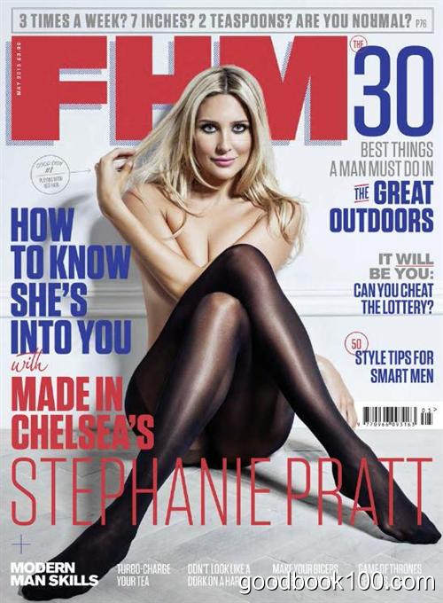 FHM UK – May 2015