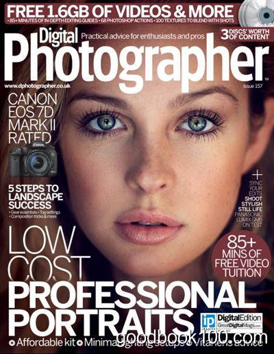 Digital Photographer UK – Issue 157, 2015