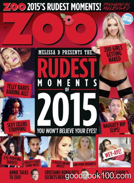 ZOO UK – Issue 603, 6-12 November 2015