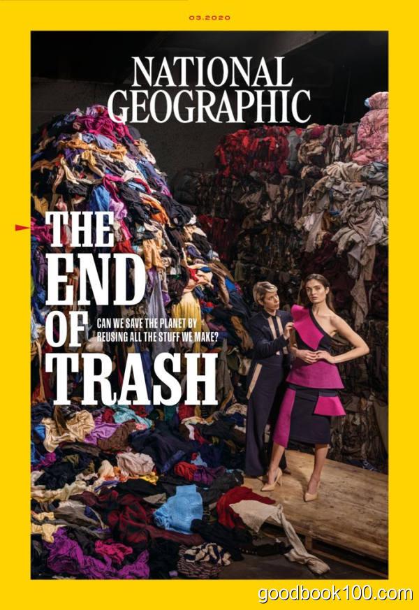 National_Geographic_UK_-_March_2020英文原版高清PDF电子杂志下载
