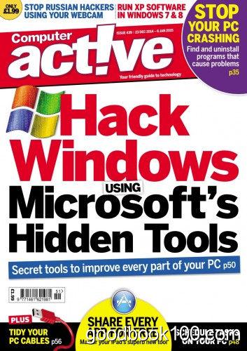 Computer Active UK No.439 – 24 December 2014