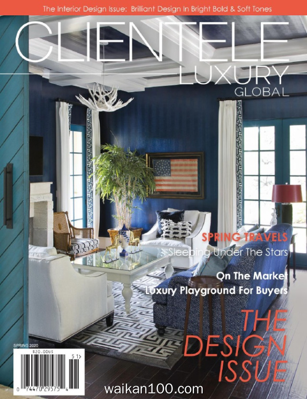 Clientele Luxury Global Spring 2020年 [21MB]