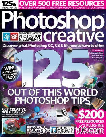 Photoshop Creative – Issue No. 125