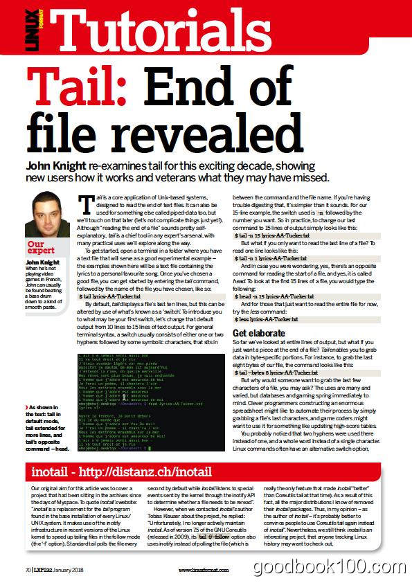 Linux运维杂志英国版_Linux Format UK_2018年合集高清PDF杂志电子版百度盘下载 共12本