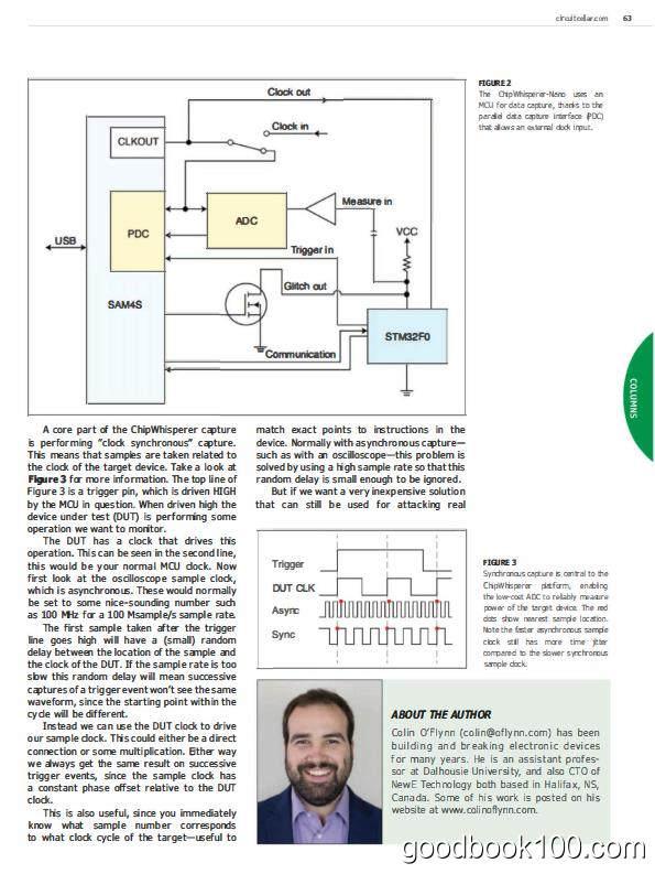 Circuit Cellar_2019年合集高清PDF杂志电子版百度盘下载 共12本