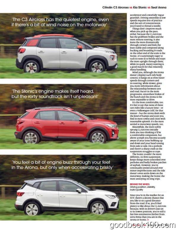 汽车类杂志_What Car UK_2018年合集高清PDF杂志电子版百度盘下载 共13本 706MB