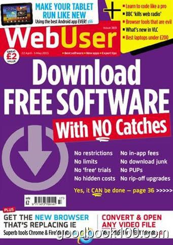 Webuser No.369 – April 22, 2015